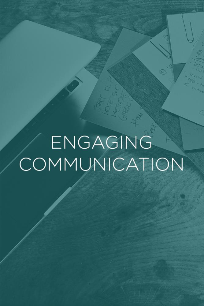 Engaginc-communication